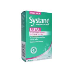 SYSTANE ULTRA TWIN PACK 2/10ml