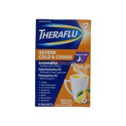 THERAFLU NT SEV/COLD/COUGH 6pk