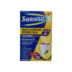 THERAFLU NT M/SYM SEV/COLD 6pk