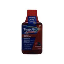 THERAFLU MAX SEV CLD&FLU 8.3oz