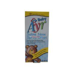 AYR BABY NOSE SPRAY/DROPS 30ml