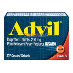 Advil 200mg 24 Tablets
