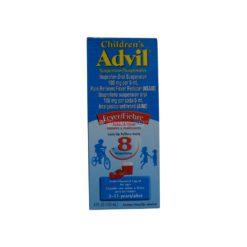 ADVIL CHILD FEVER FRUIT 4oz