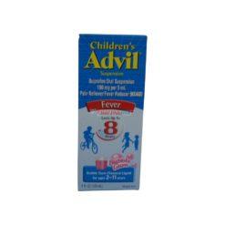 ADVIL CHILD FEVER BUBBLE 4oz