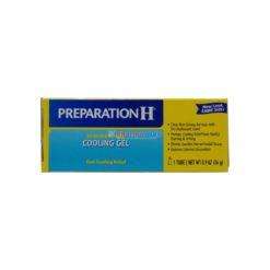 PREPARATION H COOLING GEL .9oz
