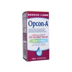 B&L OPCON-A EYE DROPS 15ml