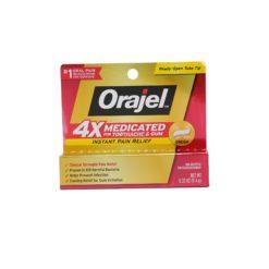 ORAJEL SEVERE PAIN CRM 0.33oz