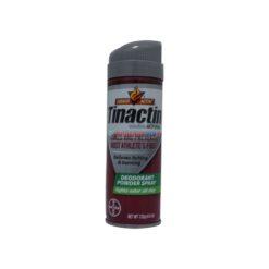 TINACTIN DEOD POW SPRAY 4.6oz