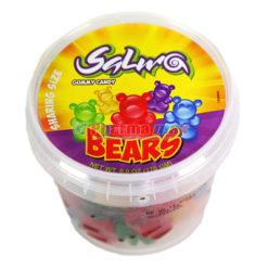 SALWA GUMMY BEARS 6oz