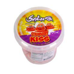 SALWA GUMMY STRAW KISS 6oz
