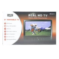 "Sokkar Portable TV 9"""
