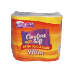 COMFORT SOFT ULTR 4 DOUBL ROLL