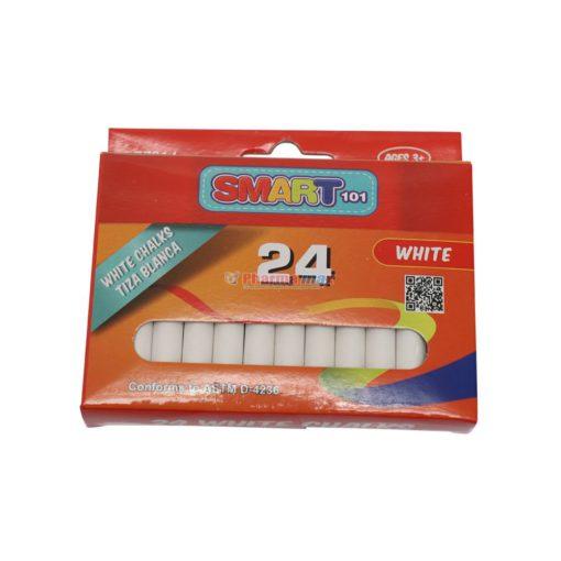 SMART WHITE CHALKS 24ct