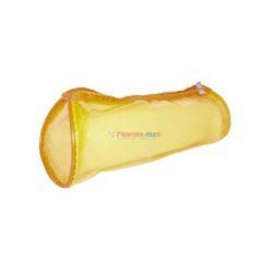 SMART PENCIL POUCH ROUND PVC
