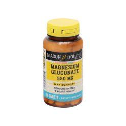 MASON MAGNE GLUC 550mg 100 TAB