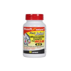 MASON GLUCO COMPL MSM 90 CAP
