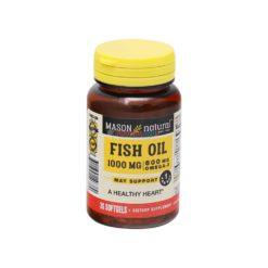 MASON FISH OIL 1000mg 30 SOFTG