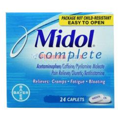 Midol Complete 24cap