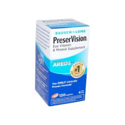 B&L PRESERVISION AREDS 120 TAB