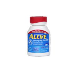 ALEVE ARTHRITIS 100 caplets