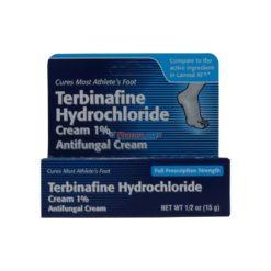 TERBINAFINE HYDRO CRM 1% 1/2oz