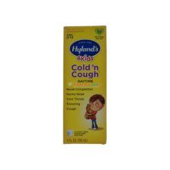 HYLAND'S COLD/COUGH KIDS 4oz