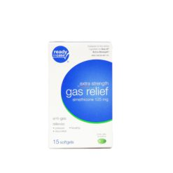 RC GAS RELIEF 125mg 15 SOFTGEL