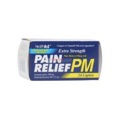 HEALTH PAIN RELIEF PM 24 CAP