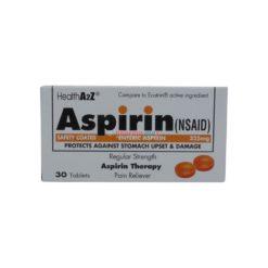 HEALTH ASPIRIN 325mg 30tabs
