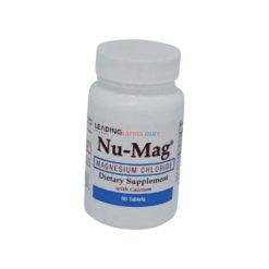 LEADING NU-MAG MAGNESIUM 60TAB