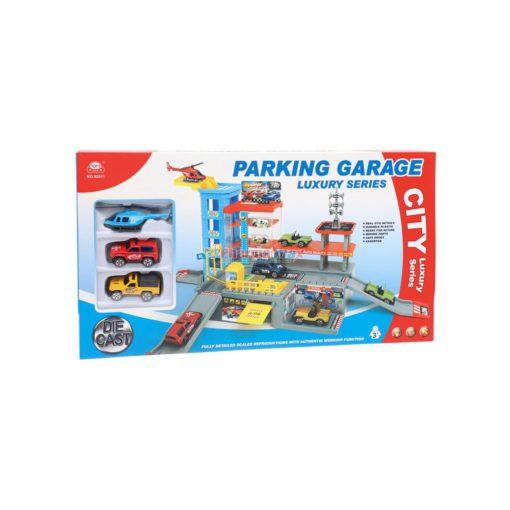 TOYS HLD PARKING GARAGE #92811