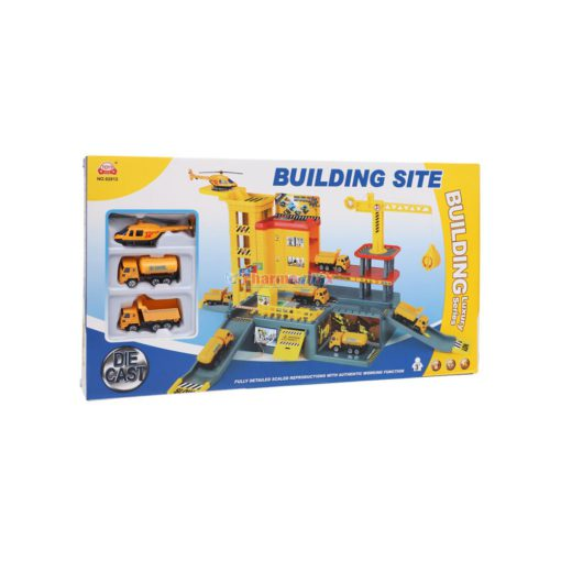 TOYS HLD BUILDING SITE #92812
