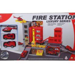 TOYS HLD FIRE STATION #92814