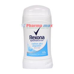 REXONA STICK COTTON DRY 40ml
