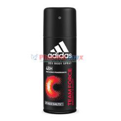 Adidas Deodorant Body Spray Team Force 150ml