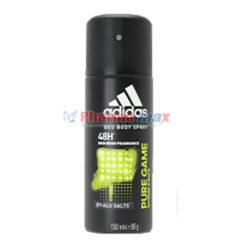 Adidas Deodorant Body Spray Pure Game 150ml