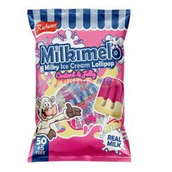 Milkimelo Custard & Jelly 55ct