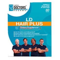 Latin Doctors Hair Plus 60tab