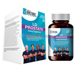 Latin Doctors Prostate 60cap