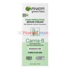 Garnier Green Labs Canna-B Serum Cream 2.4oz