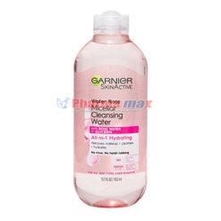 Garnier Micellar Cleasing Water Rose All-in-1 Hydrating 13.5oz