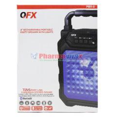QFX Speaker Bluetooth