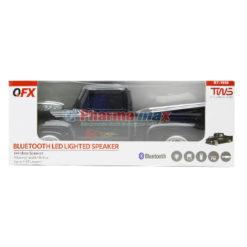 QFX Speaker Truck Black