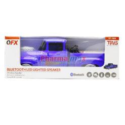 QFX Speaker Truck