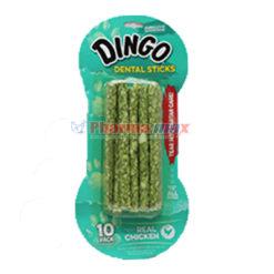 Dingo Dental Sticks Chk 10Ct