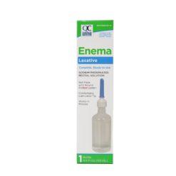 QC ENEMA LATEX FREE 4.5oz