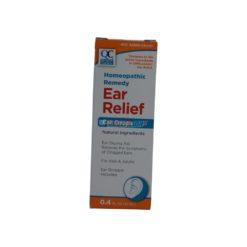 QC EAR RELIEF DROPS 0.4oz