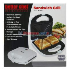 Better Chef Sandwich Grill White