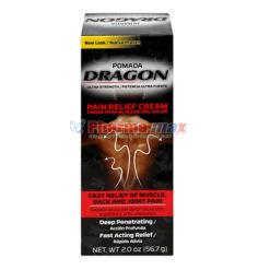 DRAGON PAIN RELIEF CREAM 2oz