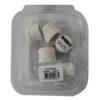 PVC 1/2 SLIP CAP SIN ROSCA 5pk